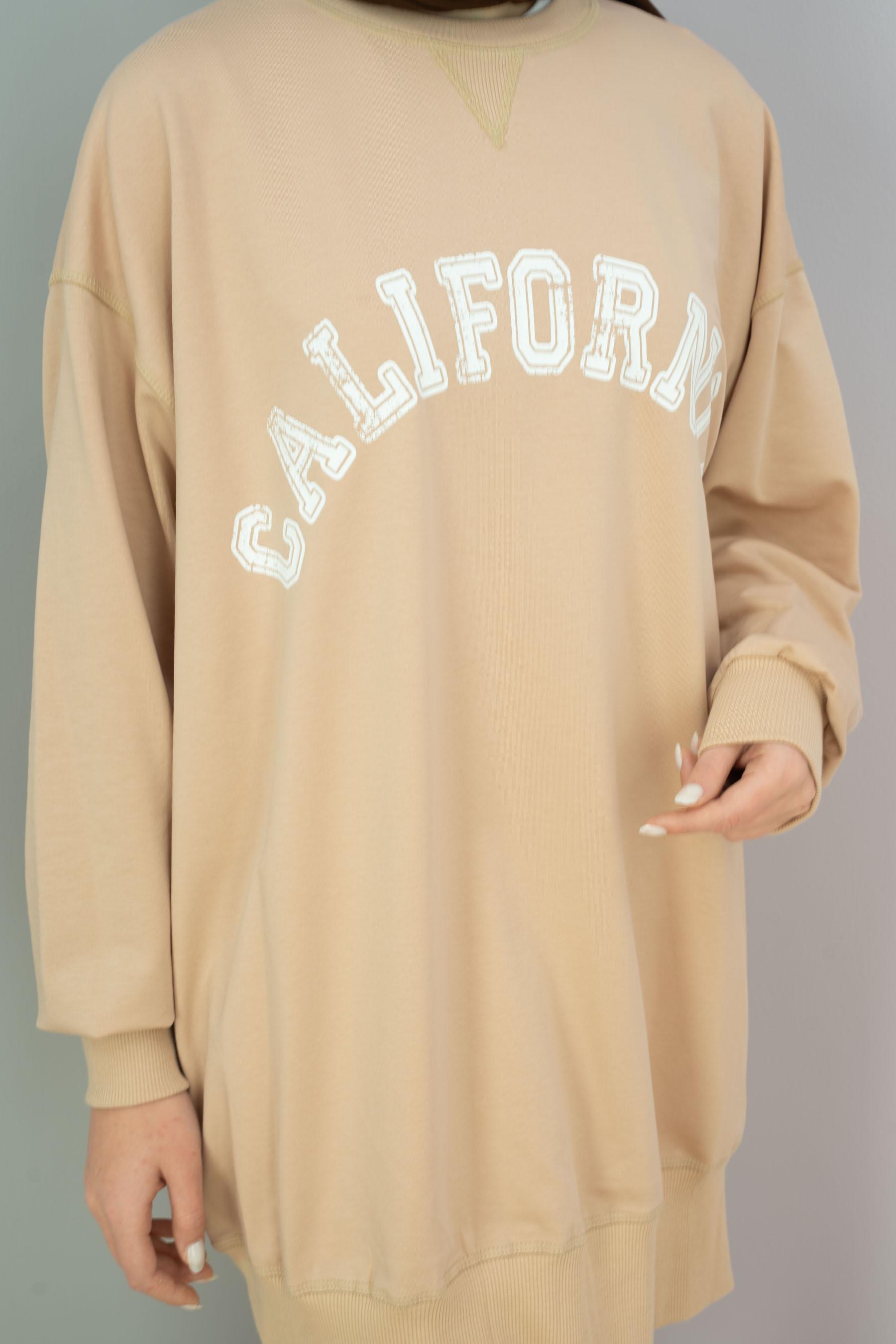 CALIFORNIA BASKILI SWEAT