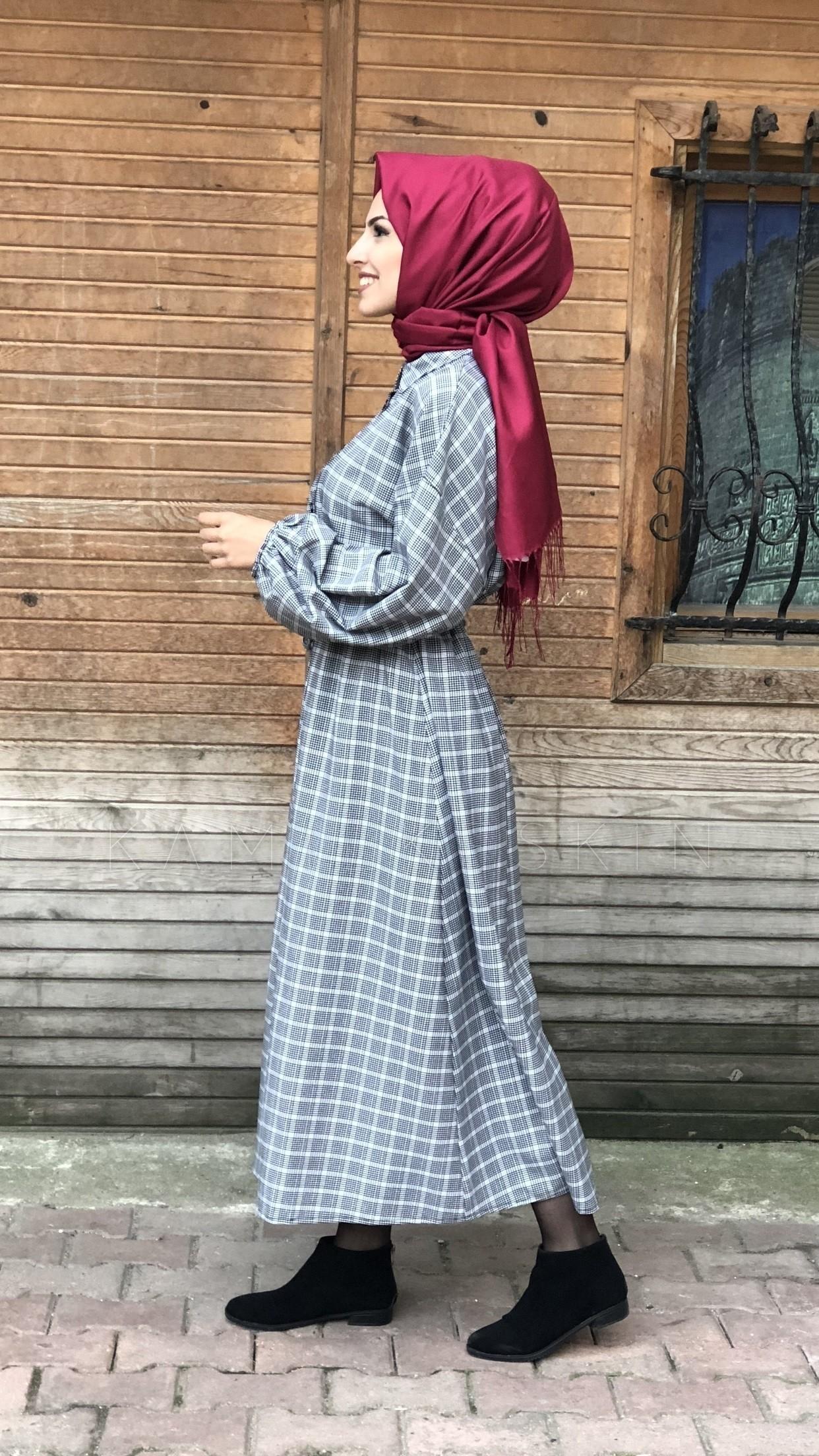 ELBİSE KAZAYAĞI DESEN