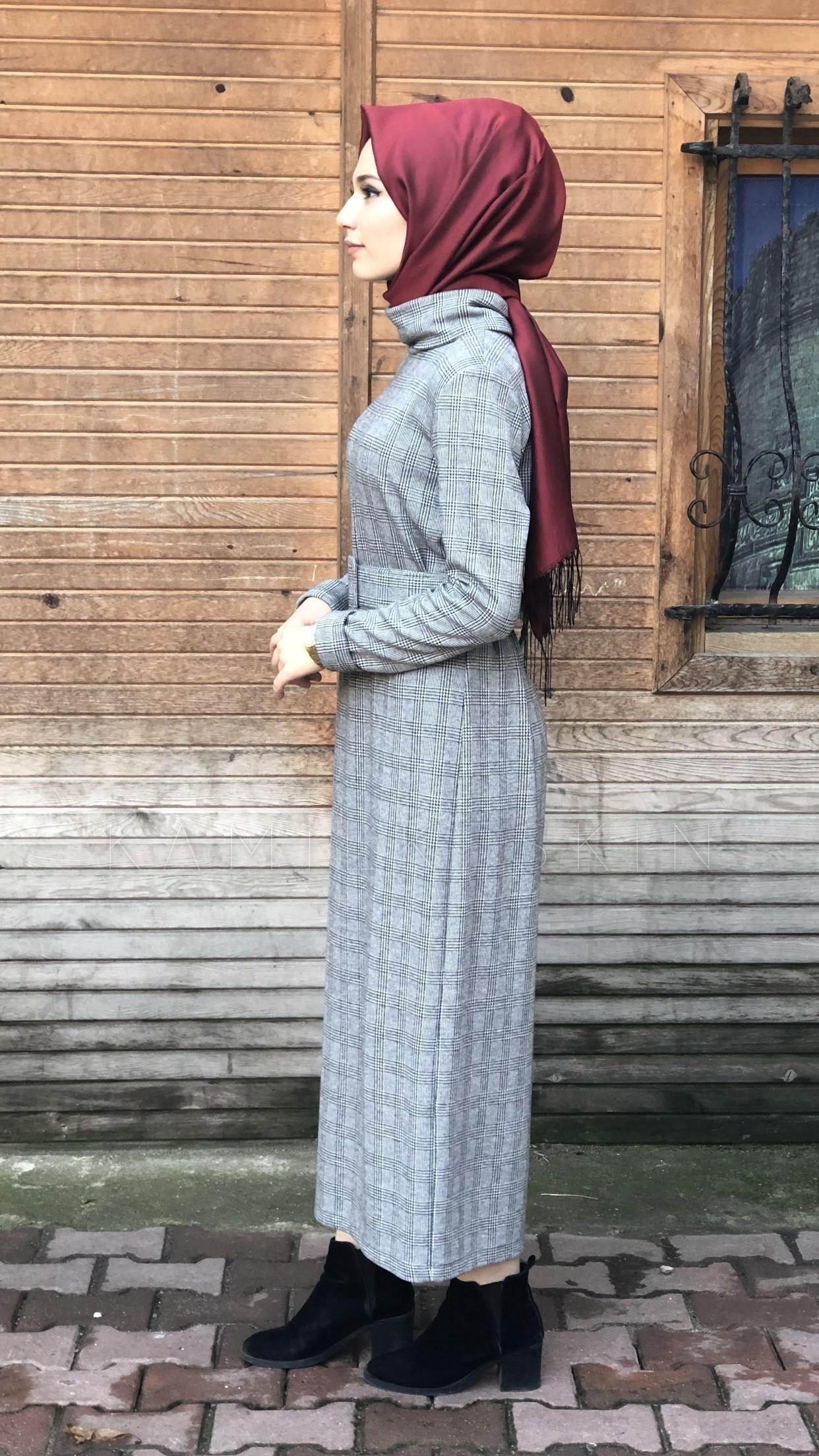 ELBİSE KAZAYAĞI KEMERLİ
