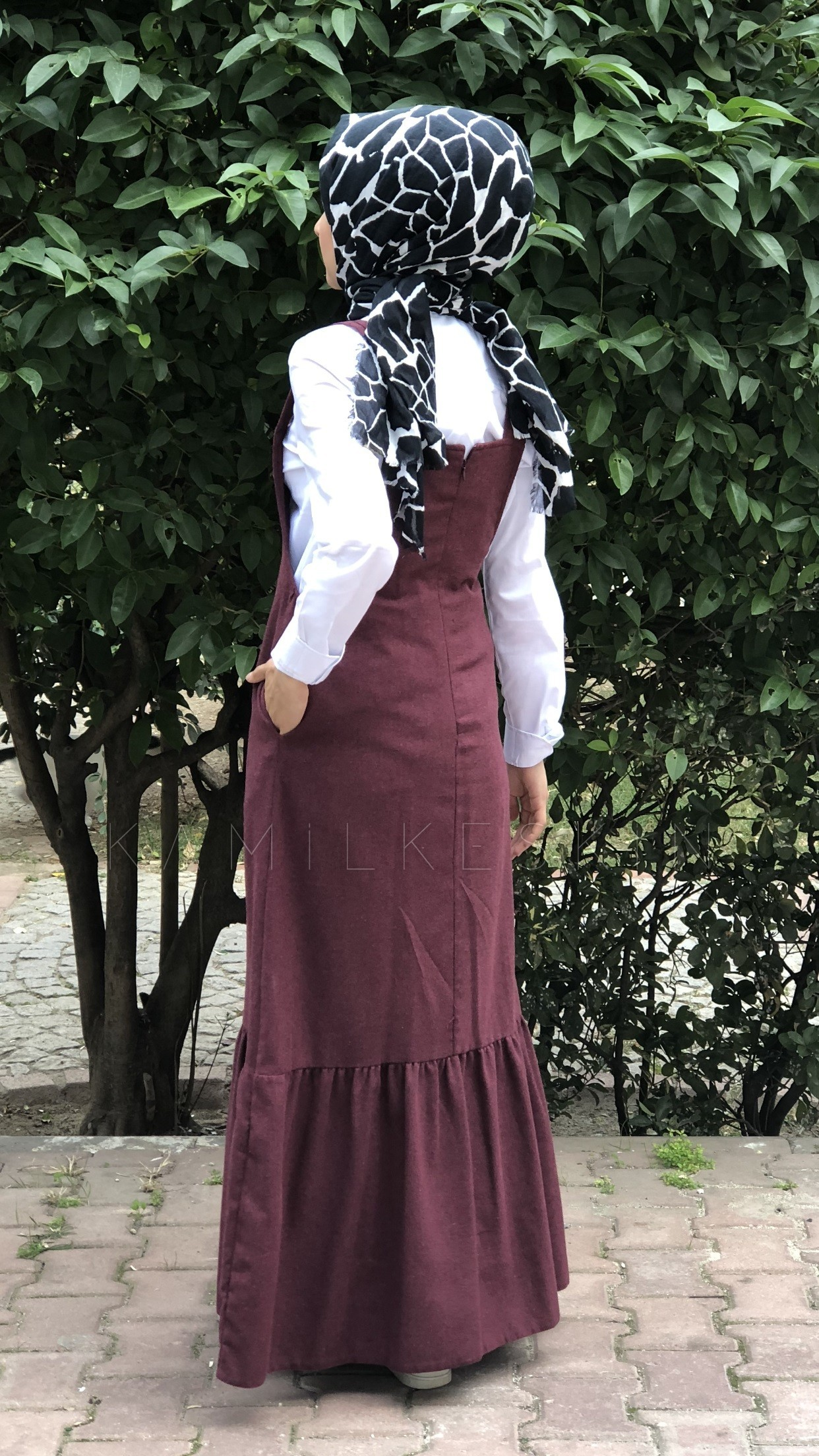 JİLE ELBİSE FIRFIR